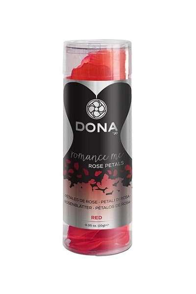 Декоративные лепестки DONA Rose Petals Red красные
