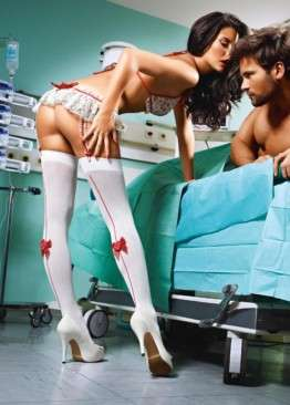 Чулки Emergency Room Nurse