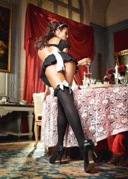 Чулки Mischievous French Maid