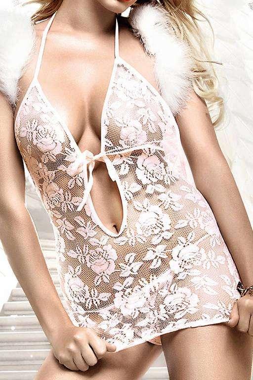 Сексуальное мини-платье Back in Heaven