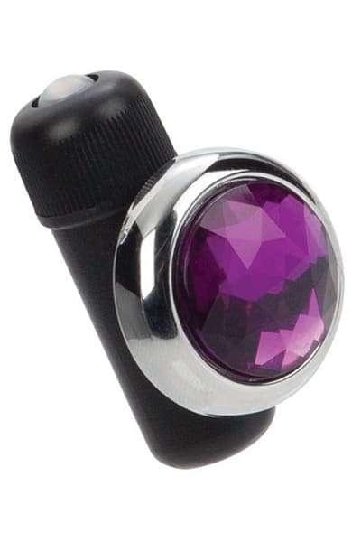 Стимулятор на трусики с кристаллом Precious Gem