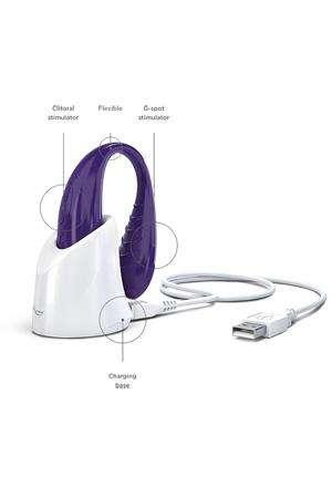 Вибромассажер WE-VIBE-II Plus Purple