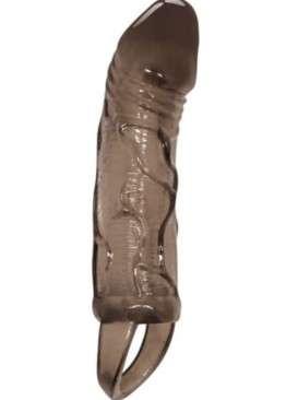Насадка на пенис с петлей для мошонки Men Extension