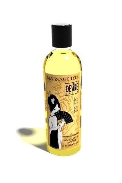 Массажное масло с феромонами Desire