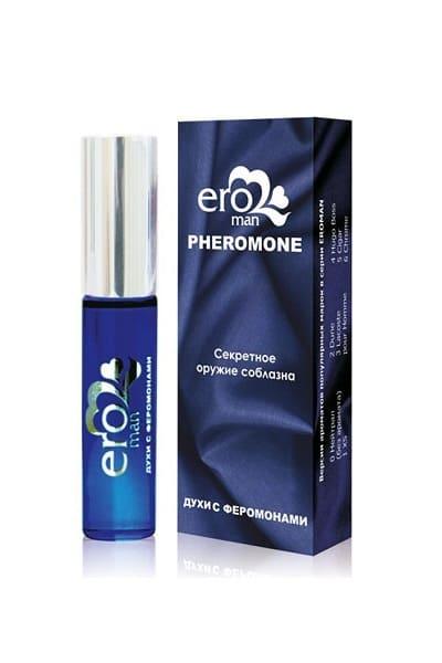 Мужские духи с феромонами Eroman №1 XS (Paco Rabanne)