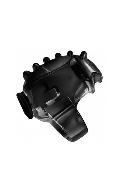Насадка на палец с вибрацией Rings Chillax black