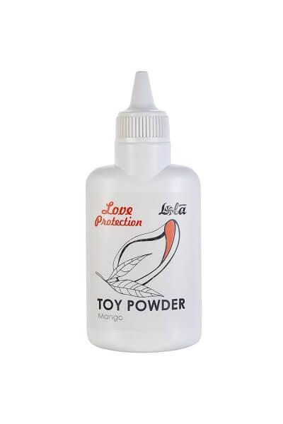 Пудра для игрушек ароматизированная Манго